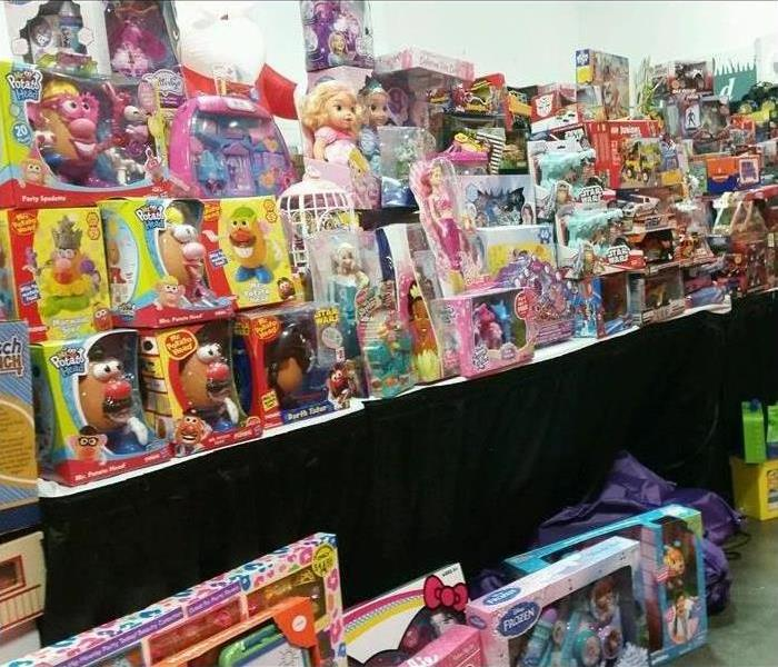 General NJAA TOYS FOR TOTS