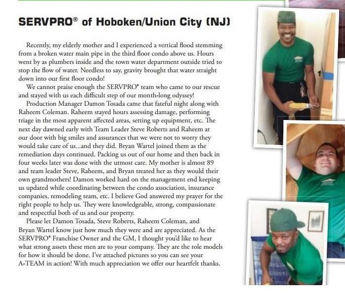 General Real SERVPRO Hero Spotlight