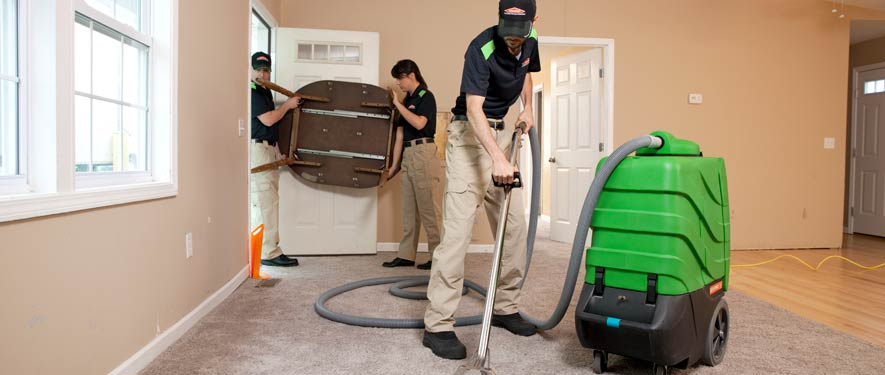 Hoboken, NJ residential restoration cleaning
